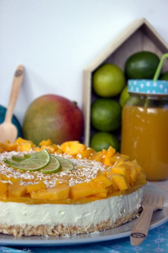 Mango& Kokos-Torte2