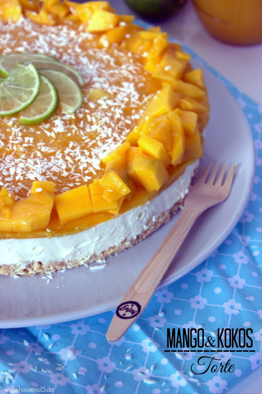Mango&Kokos-Torte1