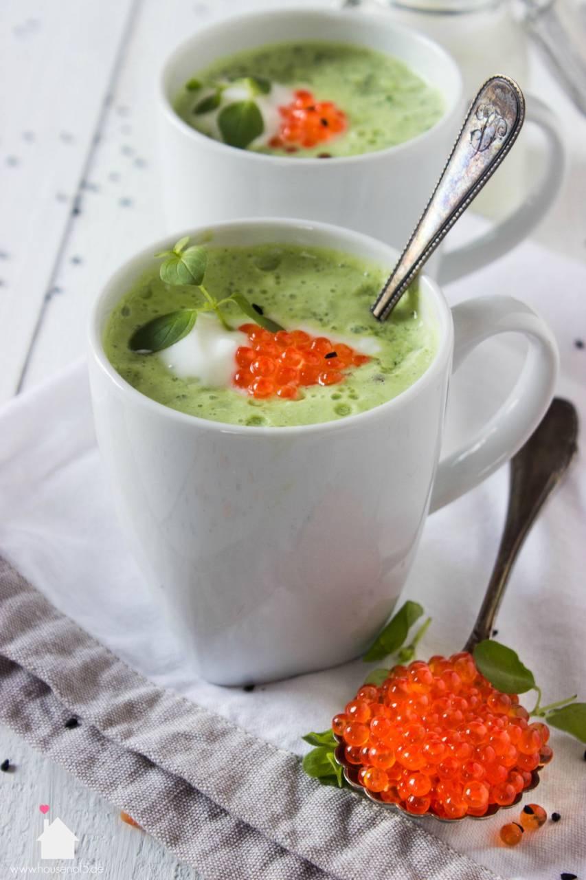 Kalte Gurkensuppe1
