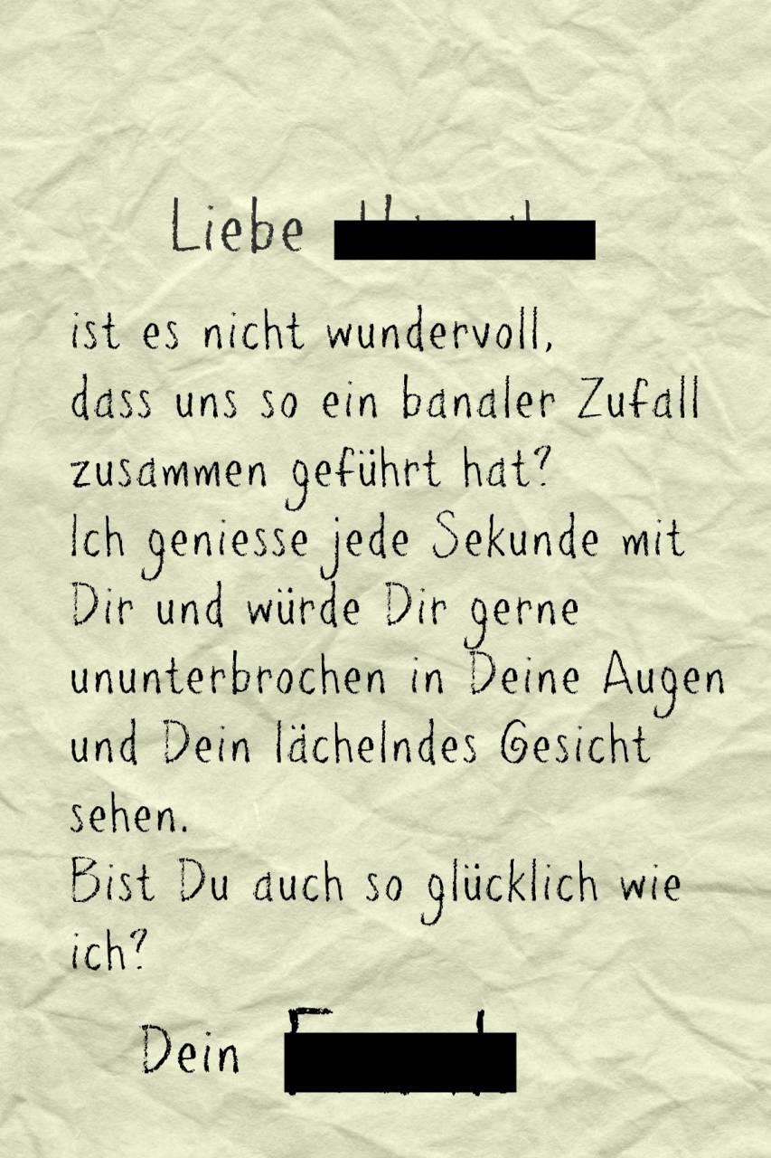 Liebesbrief - House No. 15