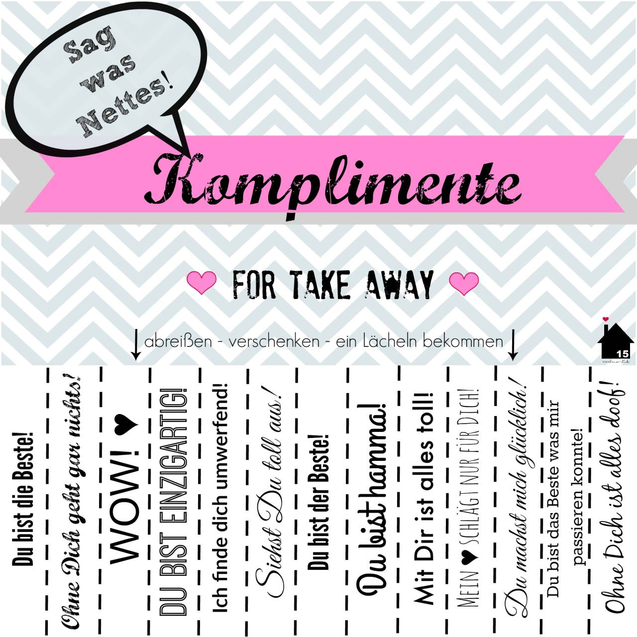 Komplimente for take away_4