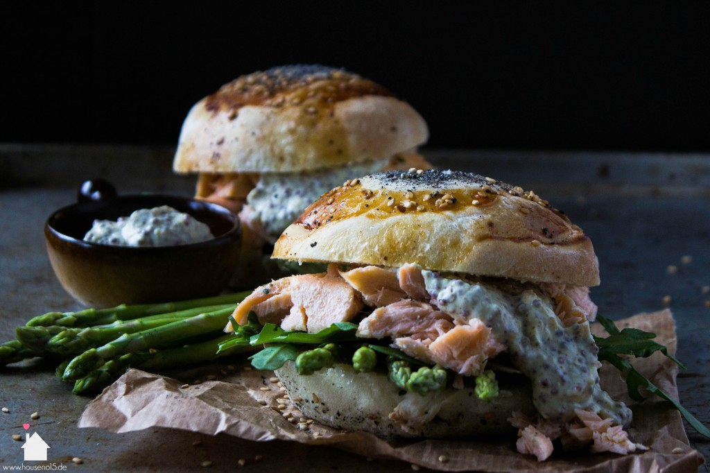 Salmon-Burger 2.1