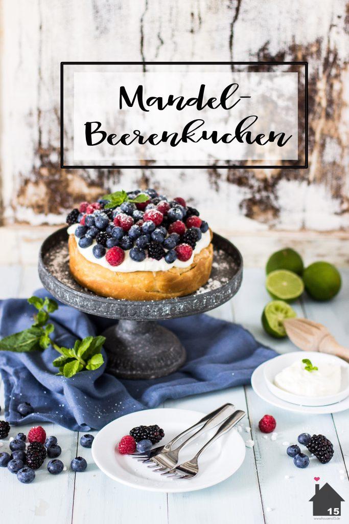 Mandel-Beerenkuchen Titel