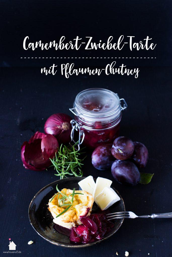 Camembert-Zwiebel-Tarte
