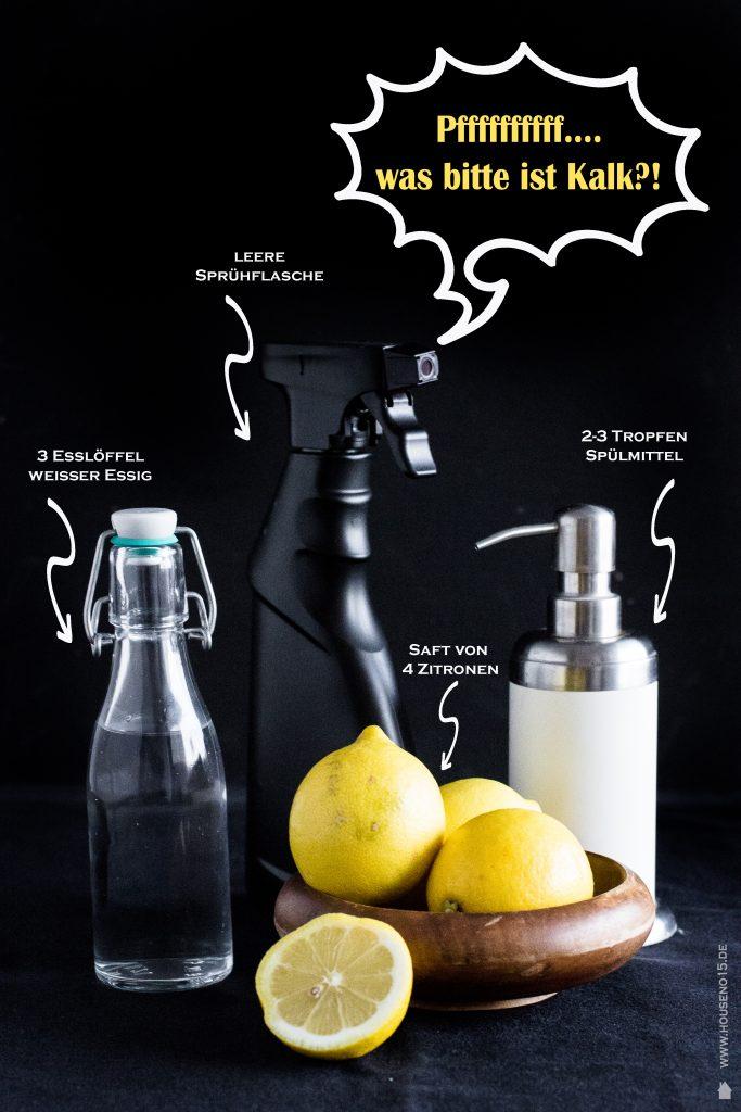 Zitronenreiniger
