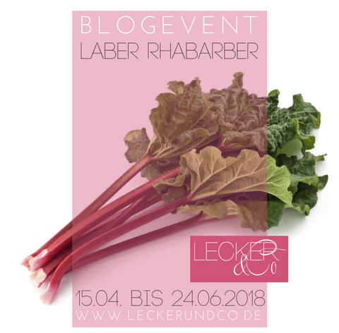 Laber-Rhabarber-Blogevent