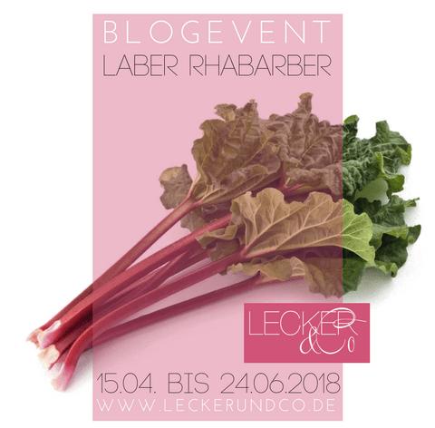 Laber-Rhabarber-Blogevent