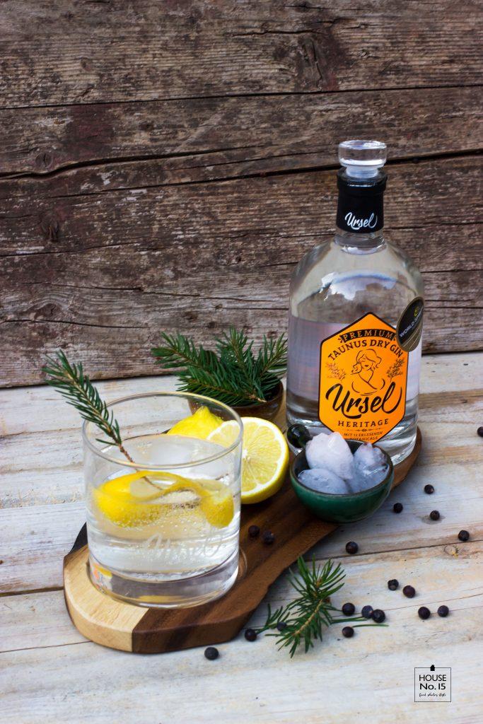 Ursel Gin aus dem Taunus