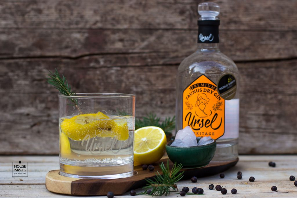 Gin Tonic mit Ursel Gin