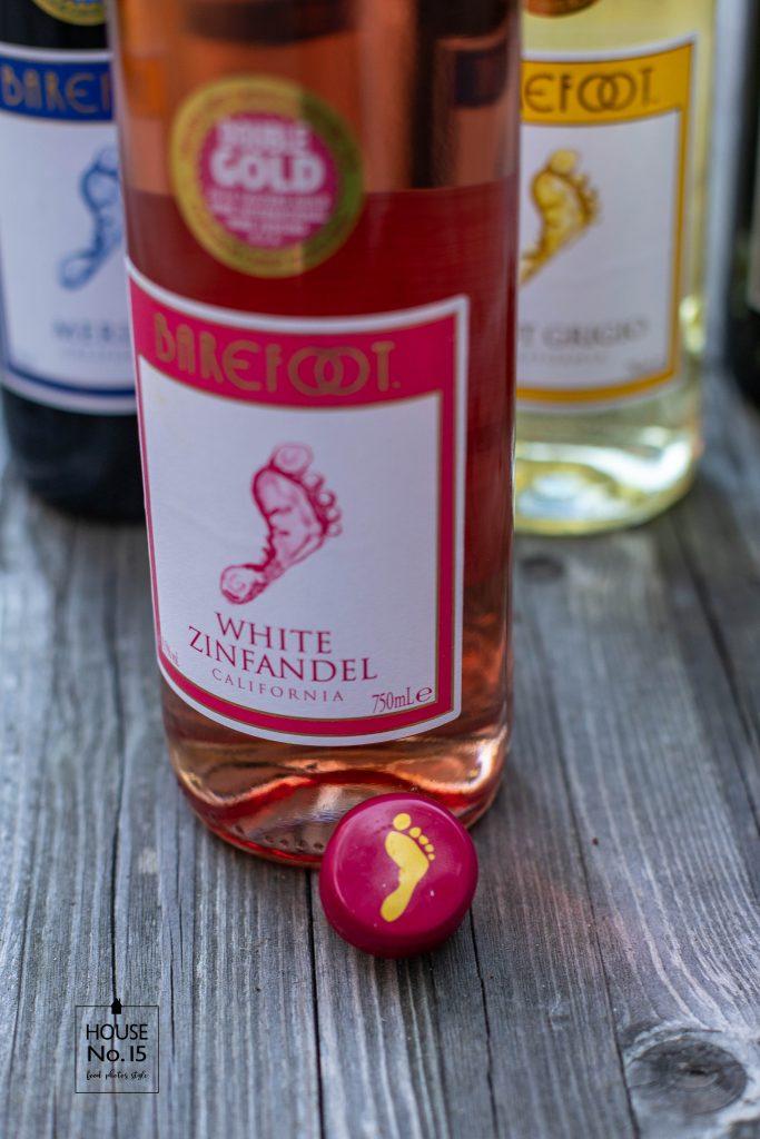 Barefoot Wein