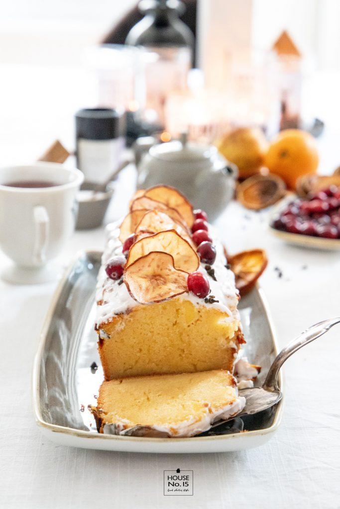 Eierlikör-Birnen-Kuchen