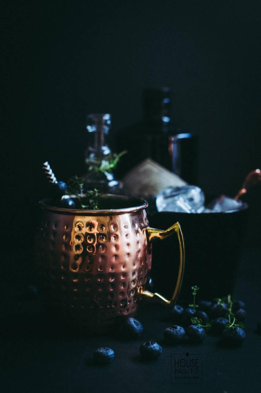Gin Mue mit Heidelbeere_2
