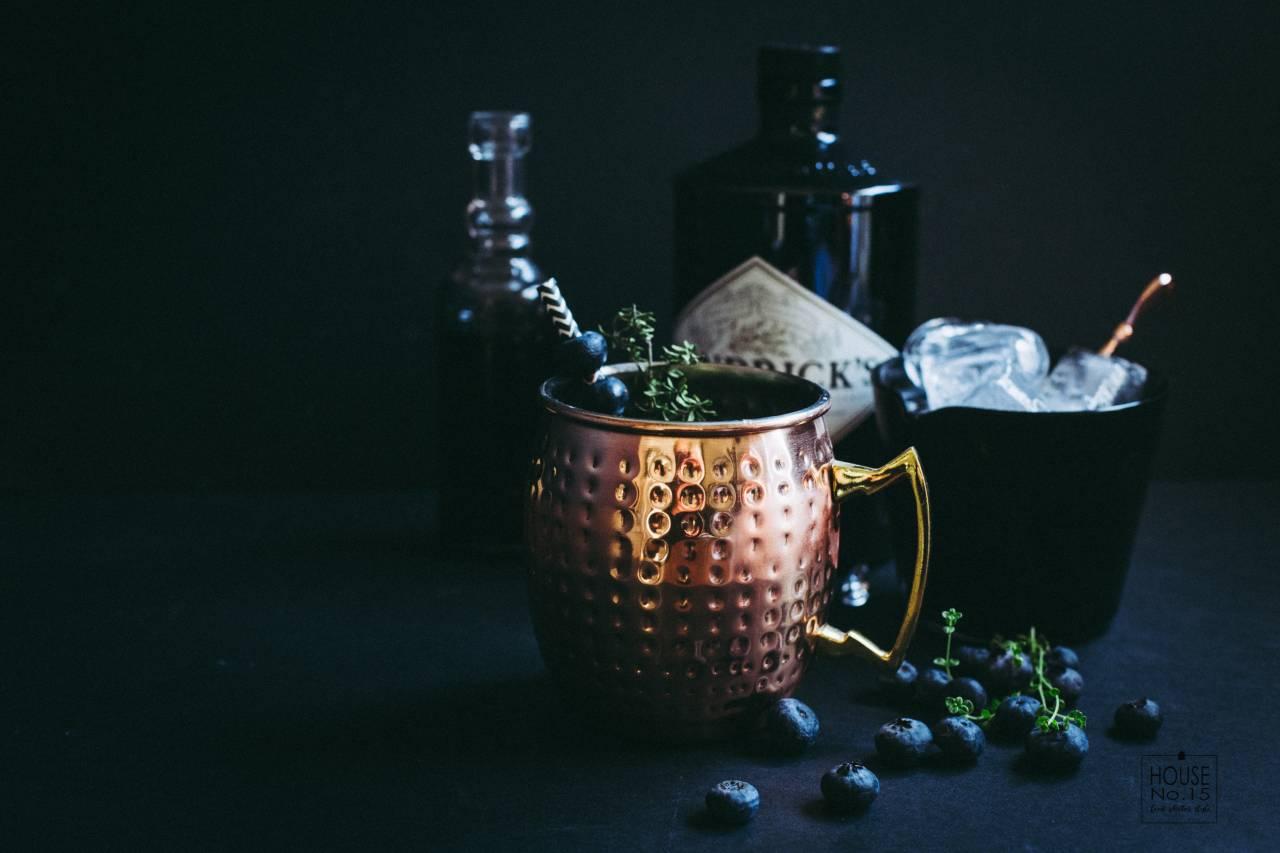 Gin Mue mit Heidelbeere_3