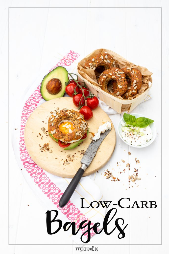 Low Carb Bagel