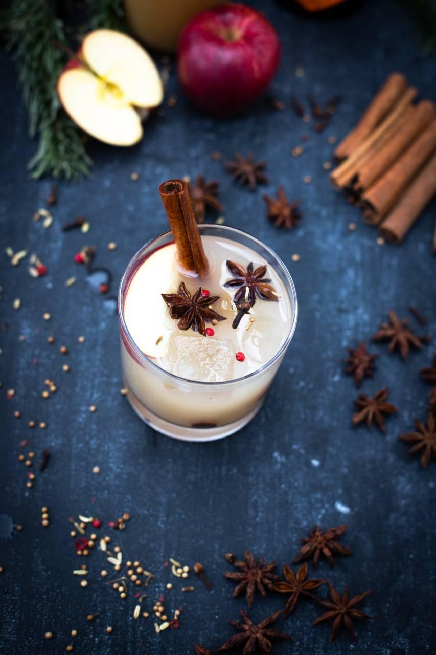 Ursel Gin Weihnachtsapfel4