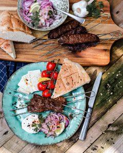Multi Kebabgrill von ALDI NORD